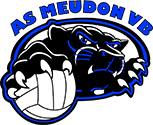 AS Meudon Volley-Ball Logo